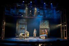 Billy Elliot. Drury Lane - Oakbrook. Scenic design by Kevin Depinet.
