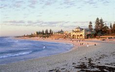 Victoria is the most urbanized and most occupied in state in the Commonwealth of Australia. Victoria is bounded by Tasmania in the south, South Australia in the west, and New South Wales in the north. Australia Beach, Western Australia, Cottesloe Beach, Australian Continent, Largest Countries, Beaches In The World, Tasmania, Taj Mahal, Places To Go
