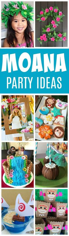 27 Disney Moana Birthday Party Ideas | Pretty My Party