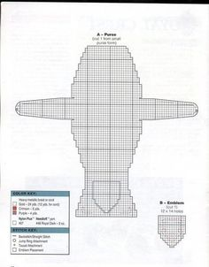 PLASTIC CANVAS (pág. 39) | Aprender manualidades es facilisimo.com