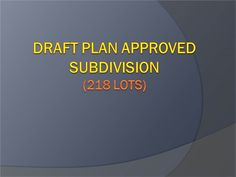 0 Marquis Park, Greater Sudbury, ON. 0 bed, 0 bath, $5,400,000. Draft plan approved ...