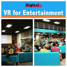 An awesome Virtual Reality pic! @digitalla hosting #VR for #Entertainment @ctrlcollective #tech #October #entrepreneur #virtualreality #losangeles #oculus #htcvive #movies #music by ctrlcollective check us out: http://bit.ly/1KyLetq