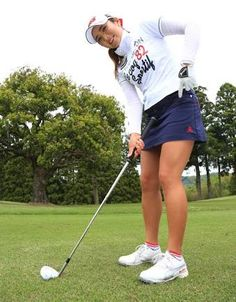 encrypted-tbn2.gstatic.com images?q=tbn:ANd9GcQsgnj6dk-M1S1O17YhMR4SgSVyuEqEvz8nKcz-s_m-ybck9j08t8X5bMGQ Girl Golf Outfit, Cute Golf Outfit, Girls Golf, Ladies Golf, Golf Wear, Lpga, Golf Fashion, Sports Women, Outdoor Power Equipment