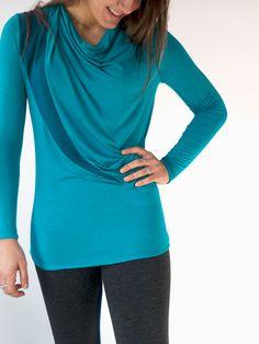 Love this Baltimore fashion designer, Erin Draper. Love this shirt!