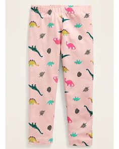 Toddler Girl Outfits, Toddler Fashion, Toddler Girls, Baby Girl Pants, Girls Pants, Dino Kids, Dinosaur Outfit, Girls Clothes Shops, Shop Old Navy