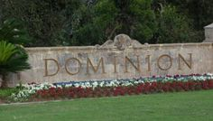 My San Antonio office is located at the Dominion