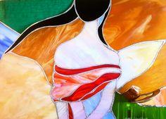 Vitralii Abstract, Artwork, Painting, Summary, Work Of Art, Auguste Rodin Artwork, Painting Art, Artworks, Paintings