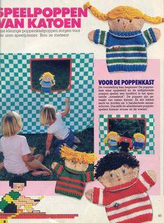 Poppenkastpoppen | Knuffels-breien-en-haken.jouwweb.nl