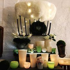 Photophores by La Lumière du Temps at Château de Coppet Christmas Fair. #igerscoppet #igersvaud #creativelivinggeneva #christmas #markets Planter Pots, Instagram Posts, Lantern Candle Holders