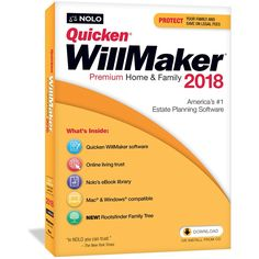 Quicken WillMaker Premium Home #Software