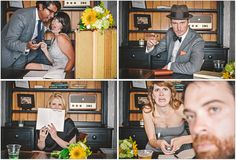 {wedding} Photo Booth | The Green Building | Brooklyn