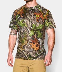 9b89e8482b4 Men s UA Scent Control HeatGear® Short Sleeve. Under Armour ...