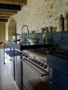 French kitchen.  Nothing more to say.