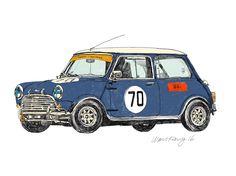 Blue Cooper 70