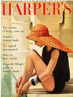 UK Harper's Bazaar Jul 1961