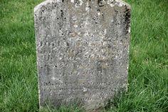 John Landis Birth: unknown Death: May 26, 1839 Aged 70y-1m-19d