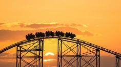 Landscape Photographer of the Year competition - AOL Travel UK Photo Awards, In 2015, Blackpool, Landscape Photographers, Britain, Competition, Fair Grounds, Around The Worlds, Sunset