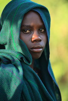Faces of Ethiopia - Ethiopian Tribes, Suri