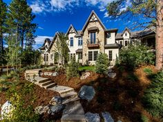 Now that's what we call curb appeal - Castle Rock, Colorado #DRHorton