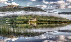 Kilchurn Castle by Teresa Mazur on 500px