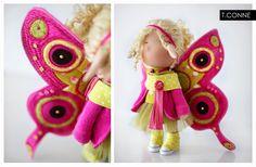 Beautiful things: Pink elf.