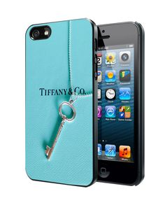 Tiffany Key Design Samsung Galaxy S3/ S4 case, iPhone 4/4S / 5/ 5s/ 5c case, iPod Touch 4 / 5 case