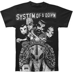 System Of A Down Boom T-shirt
