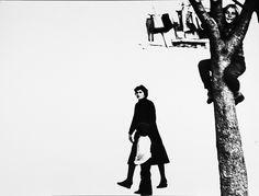 Happiness reached walking (1986-88) – Archivio Mario Giacomelli