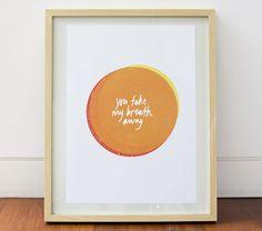 I like the frame. :) by Blacklist Studio Prints