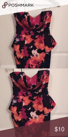 Skirts Bnwt Topshop Floral Pink Multi Bow Mini Skirt Size 8 Rrp £32 Women's Clothing To Ensure Smooth Transmission