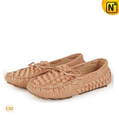 1bf1a177ffa Fashion Colorful Women Leather Loafers Shoes CW300600 Beige  145.89 -  www.cwmalls.com Leather