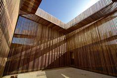 public space: Torre del Homenaje: Huéscar (España), 2007