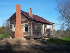 2 room tenant house I'm getting ready to restorehttp://www.truesouthsawmill.com/.