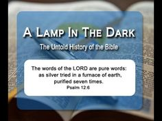 A Lamp In The Dark  Untold History of the Bible   Full Documentary