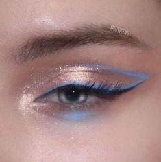 Makeup Eye Looks, Eye Makeup Art, Halloween Makeup Looks, Contour Makeup, Skin Makeup, Eyeshadow Makeup, Halloween Eyeshadow, Eyeshadow Palette, Movie Makeup