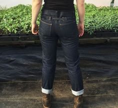 Gamine & Co Dungarees http://www.rodalesorganiclife.com/home/serious-workwear-for-women-that-looks-seriously-cool/slide/4