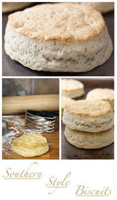 True Southern Style Biscuits from a Southern Girl's recipe box!