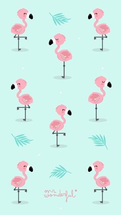 Luxury Apple Wallpaper Flamingos - Apple Wallpaper Flamingos Elegant Flamingowallpapers Wallpaper♡love In 2019 Flamingo Wallpaper, Flamingo Art, Summer Wallpaper, Apple Wallpaper, Kawaii Wallpaper, Pastel Wallpaper, Trendy Wallpaper, Wallpaper S, Flamingo Nursery
