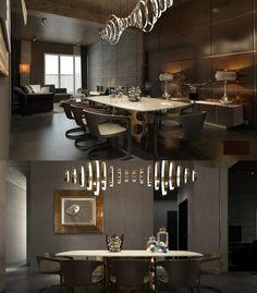 107 idées fantastiques pour une salle  manger moderne