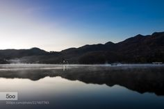 Fog lake by Gije. Please Like http://fb.me/go4photos and Follow @go4fotos Thank You. :-)