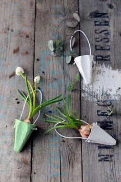 DIY: Spring decoration #3 - byblikfang.wordpress.com