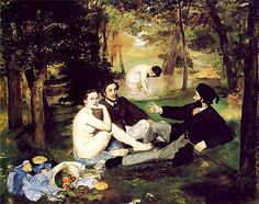 Six Giants of French Impressionism (Manet, Monet, Degas, Renoir, Cezanne and Caillebotte)