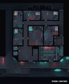 Space Map, Fantasy Town, Space Opera, Cyberpunk Rpg, Rpg Map, Savage Worlds, Dungeon Maps, Star Wars Rpg, How To Make Animations