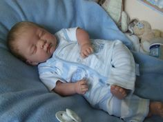 HARLEY-18-INCH-BEAUTIFUL-SLEEPING-REBORN-BABY-BOY