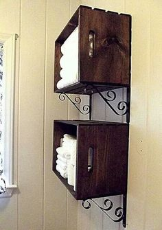 Might do this in the nursery,  for some extra storage!