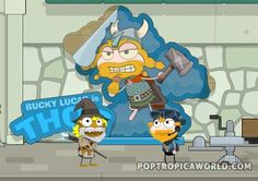 PoptropiCon Island Guide