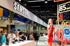 SAMSUNG at PHOTOKINA2014