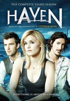 "MySF Short Short Reviews continues wandering through the mysterious weirdness of ""Haven"" season three."