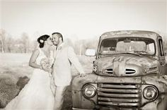 Romantic, rustic real wedding goes DIY in Indiana - TODAY.com