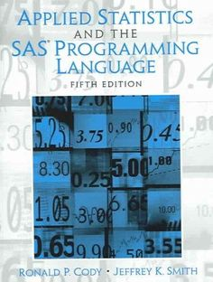 18 best sas programming images on pinterest sas programming base applied statistics and the sas programming language fandeluxe